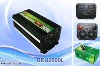 Бесплатная доставка из Китая горячая Распродажа продажа BELTTT Дешевые 2000 Вт Модифицированная синусоида Мощность инвертор с UPS зарядки
