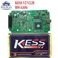 Nuevo Firmware V4.036 Limiation V2.30 No Tokens KESS V2 Kess V2 Maestro Versión Kess V2 OBD2 Gerente Sintonía Kit KESS V2 2.30
