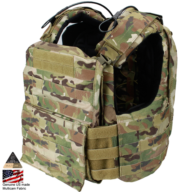 TMC CAC Plate Carrier Cage Armor Chassis Vest Body Armor Airsoft ...