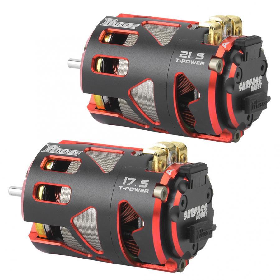 ROCKET 1 3S 17 5T 21 5T Brushless Motor SPEC 540 V4S 1900KV 2400KV Sensored Brushless