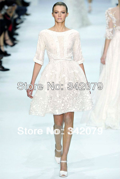 Ph08357 elie saab haute couture dress with fully for Haute couture dress price