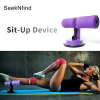 Adjustable Sit Ups Exercise Equipment Assistant Fitness for Abdominal Movement Leg Exercise Chest Exercises Home Gym Lose Weight