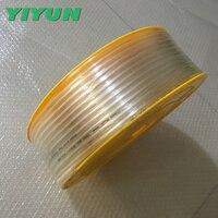 Pneumatic tube PU1065 pneumatic hose PU1208 PU1612 PU1613 outer diameter 1M m hose 100M high pressure pipe PU pipe