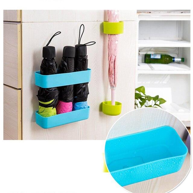Creative Umbrella Storage Rack Stand Organizer Removable Umbrella Shelf  Holder Drain Rack Draining Water Dry Umbrellas