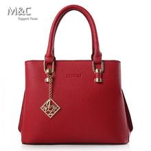 ผู้หญิงกระเป๋าหรูกระเป๋าแฟชั่นกระเป๋ากระเป๋าถือผู้หญิงที่มีชื่อเสียงแบรนด์ใหม่2016 B Olsos Femininaผู้หญิงกระเป๋าสะพายSD-405