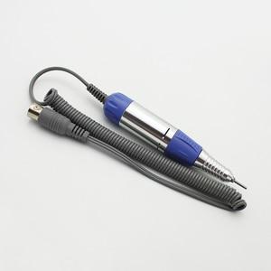 Image 5 - 12 V אמנות תרגיל ידית ידית עבור חשמלי מקדחת נייל ארט מניקור פדיקור מכונת אביזרי נייל כלים