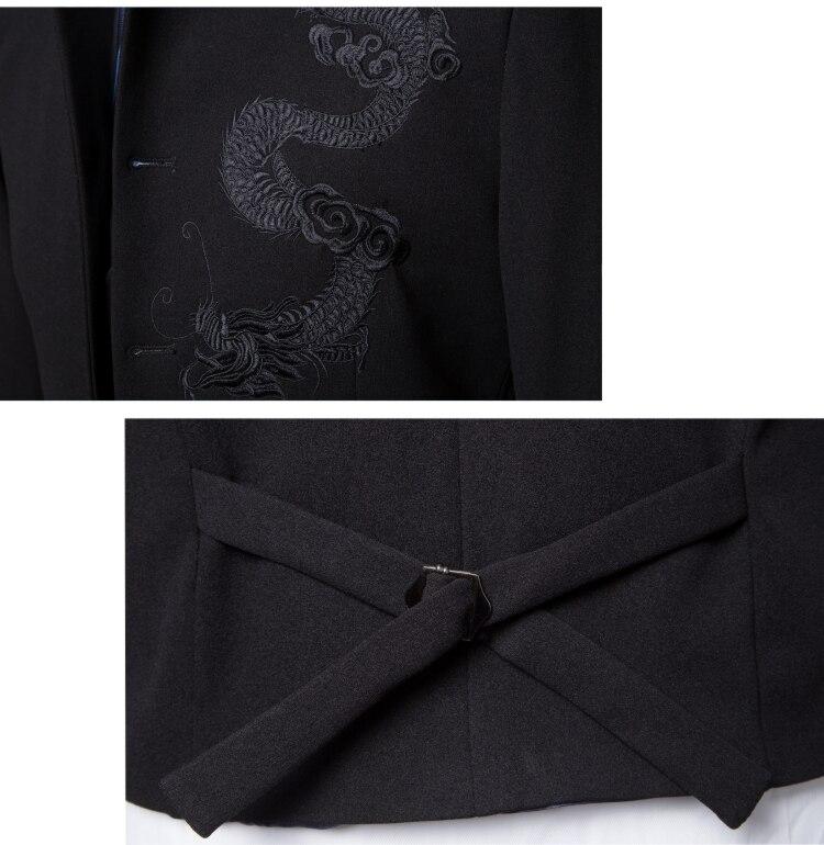Suncolor8 Men Mandarin Collar Fashion Short Sleeve Linen Chinese Style Shirts