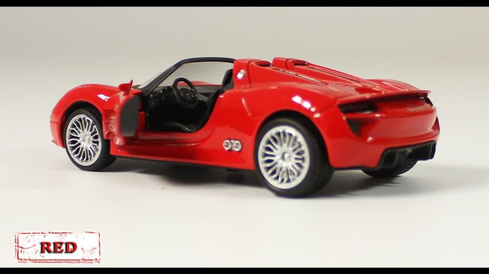 Porsch 918 Toys 5