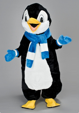 penguin mascot costumes for adult sale hallween party dress free shipping & penguin mascot costumes for adult sale hallween party dress free ...