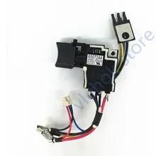 Replacement Switch For Makita DHP458 BDF448 BDF458 BHP448 BHP458 DDF458 650724-4