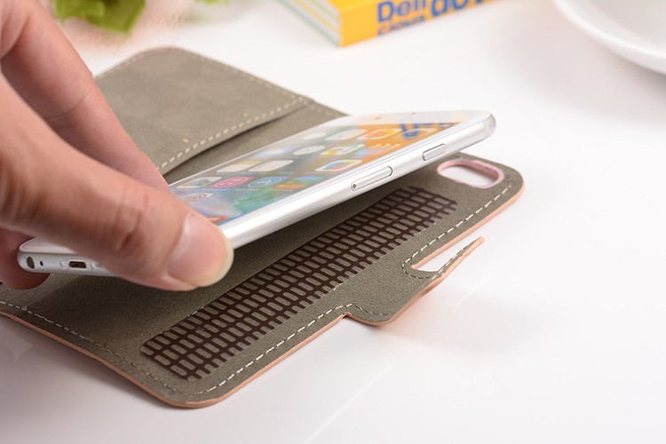 Wallet Cover Case For Prestigio Grace Q5 PSP5506DUO Flip PU Leather Stand Mobile Phone Bag Protective Cover Case Accessory