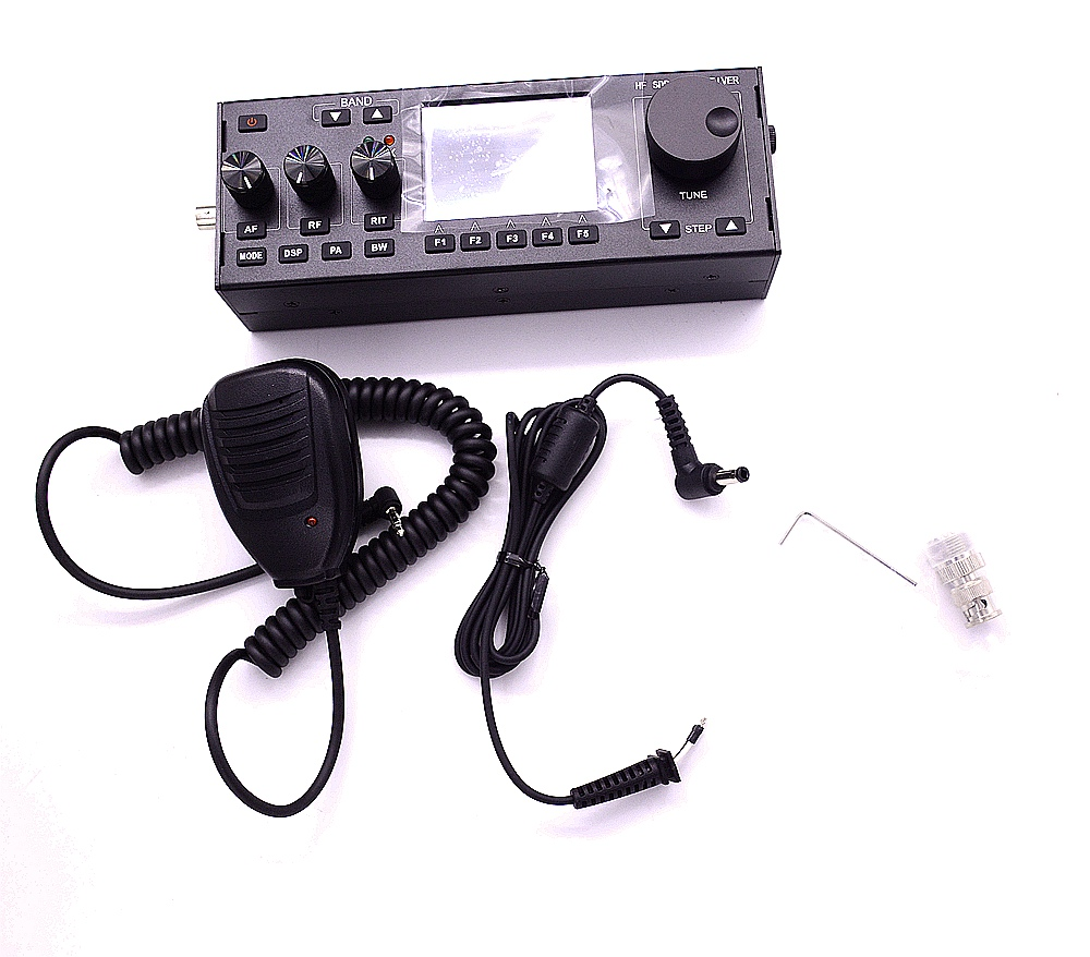 US $452 02 |Recent RS 918 SSB HF SDR Transceiver 15W Transmit Power Mobile  Radio RX:0 5 30MHz TX:All ham Bands Multifunctional Instrument-in Walkie