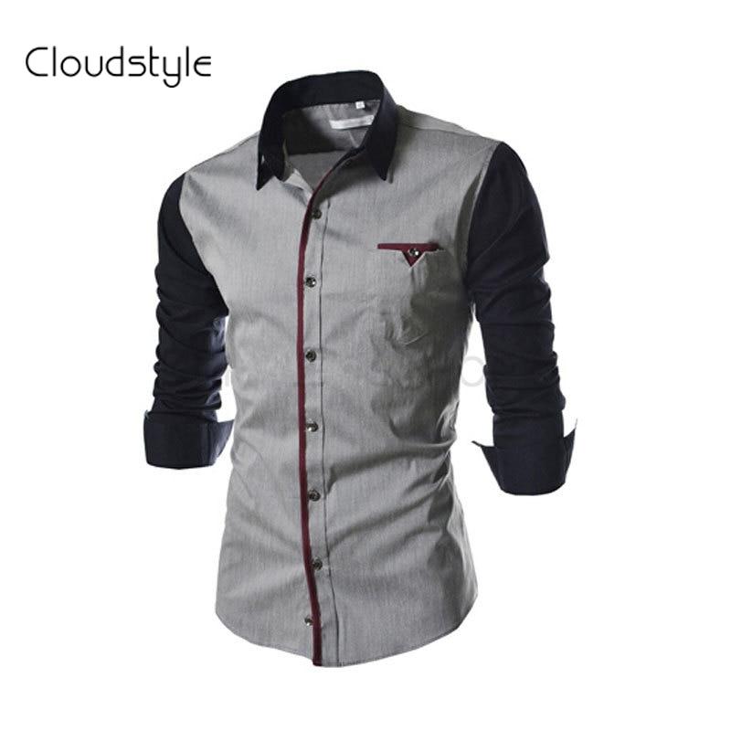 Aliexpress.com : Buy Clothing Garment Mens Shirts Latest Shirt ...