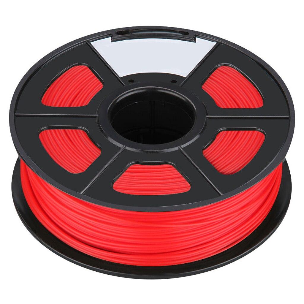 New 3D Printer Printing Filament ABS -1.75mm ,1KG, for Print RepRap Color: red 3d printer filament 1 75mm 3mm abs conductive color change pa nylon flexible 1kg 2 2lb for reprap markerbot