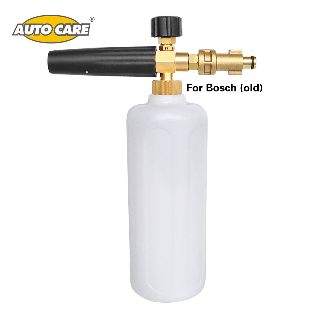 Autocare Snow Foam Lance Sprayer Nozzle High Pressure Soap