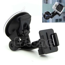 Suction Cup Vacuum Glass Car Windshield Window Mount For GoPro HD Hero 1 2 3 3+