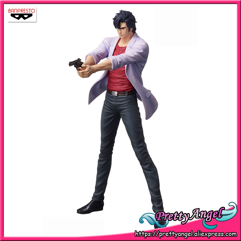 PrettyAngel - Genuine Banpresto Creator x Creator Movie City Hunter Ryo Saeba Collection FigurePrettyAngel - Genuine Banpresto Creator x Creator Movie City Hunter Ryo Saeba Collection Figure