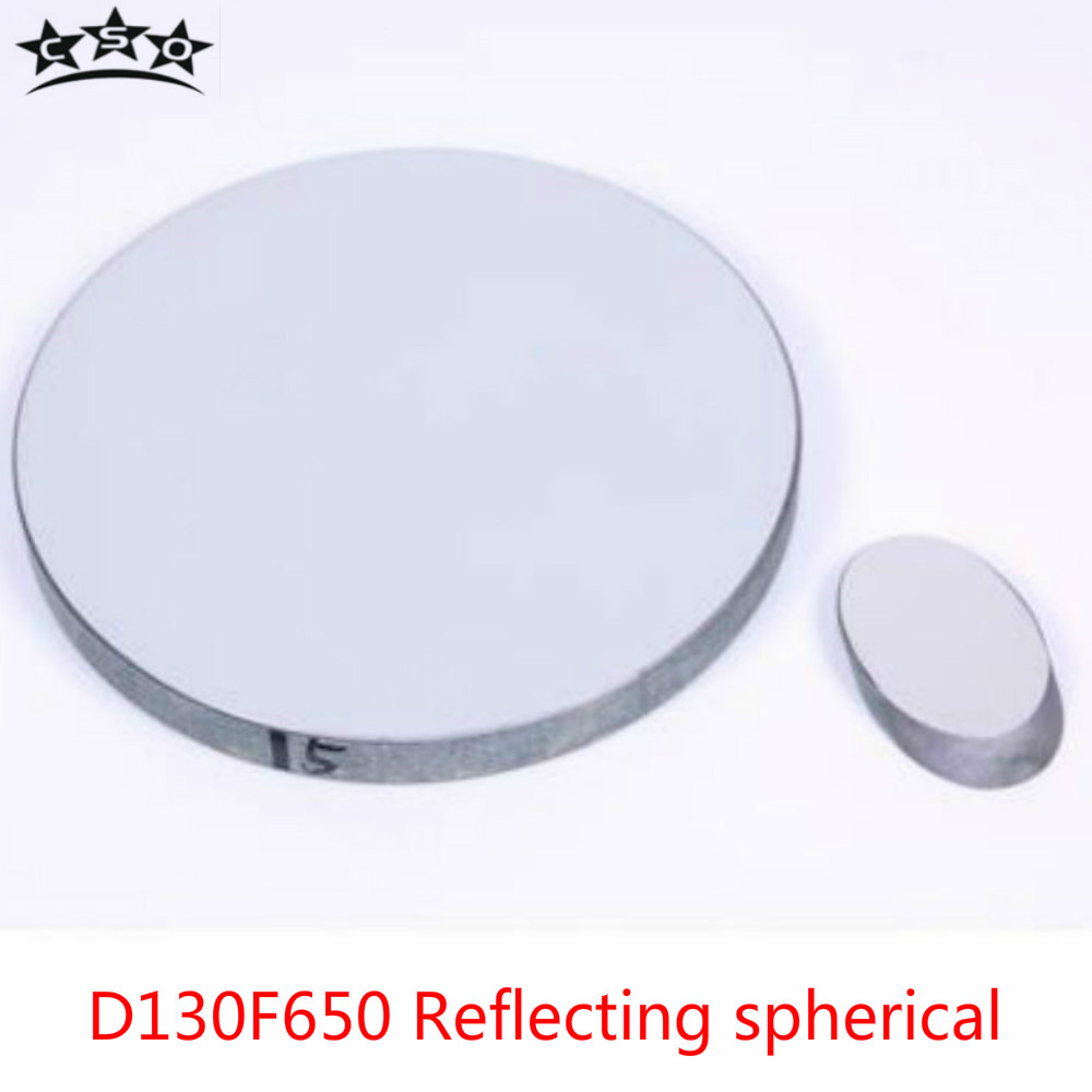 D130F650 Reflection Objective Lens Group With Secondary Mirror 130650 Newtonian Professional Astronomical Telescope Accessories new precision flat telescope secondary mirror 52mm 2 0 inch