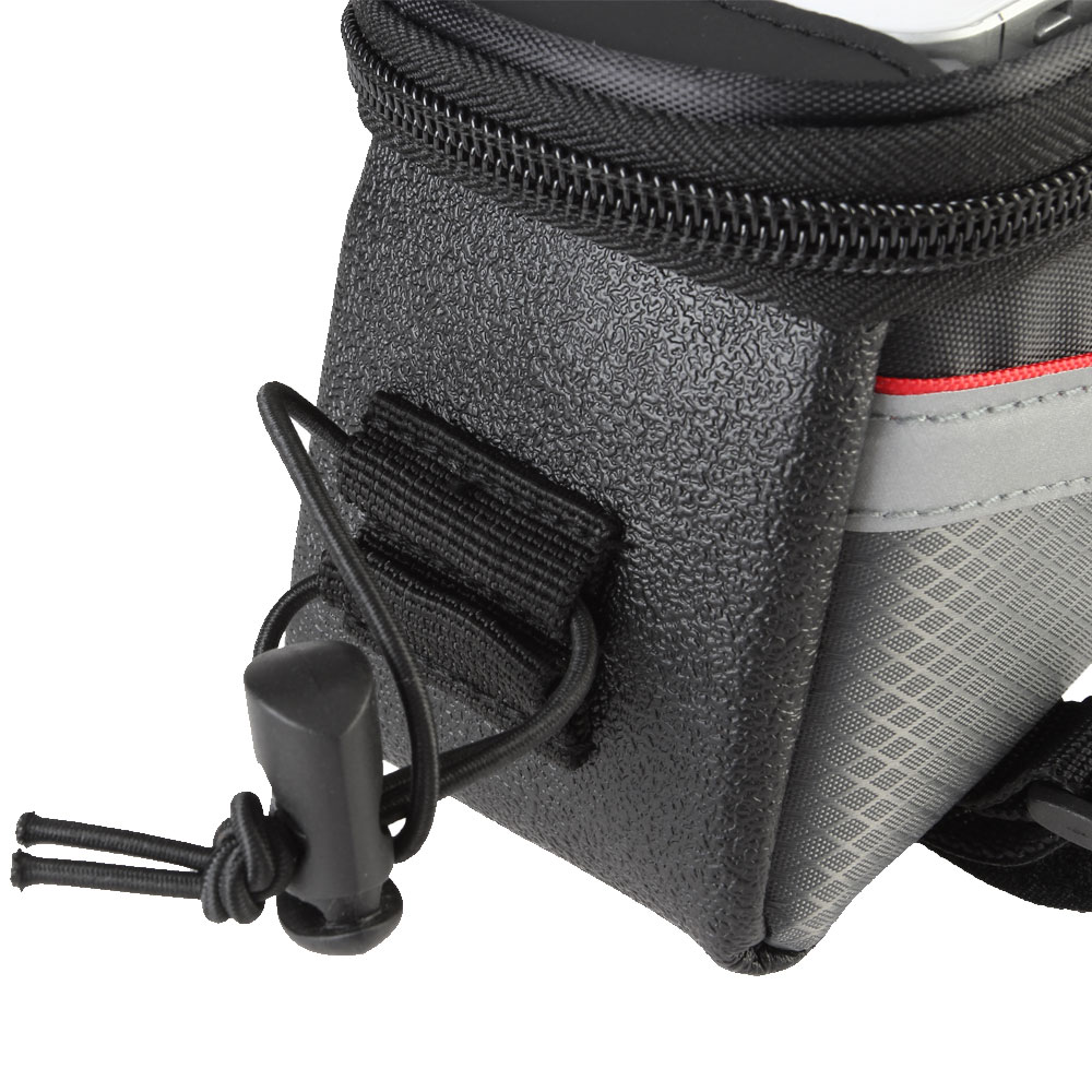 ROSWHEEL BICYCLE BAGS CYCLING BIKE FRAME IPHONE BAGS  HOLDER PANNIER MOBILE PHONE BAG CASE POUCH 4
