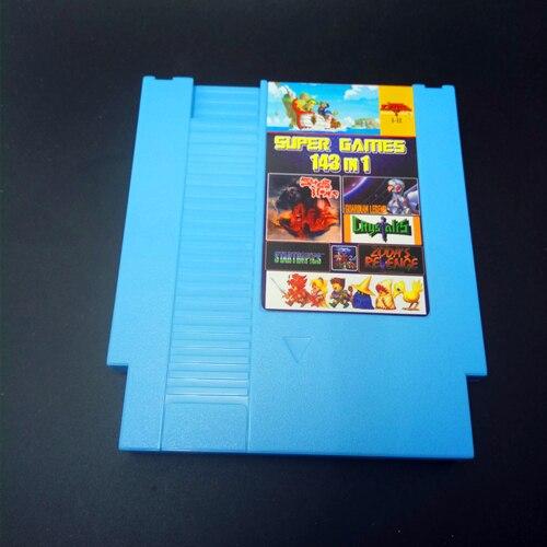 72 pins 143 in 1 Spiel Patrone mit spiel Earthbound Final Fantasy 1 2 3 Samurai Pizza Katzen ZeldaAlink die Vergangenheit MegaMan Contra