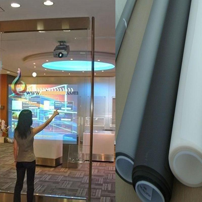 Прозрачная проекционная пленка WZATCO, голографическая пленка для DLP проектора по низкой цене