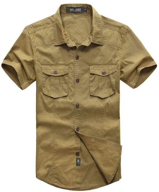 Compare Prices on Us Army Button Down Shirt- Online Shopping/Buy ...