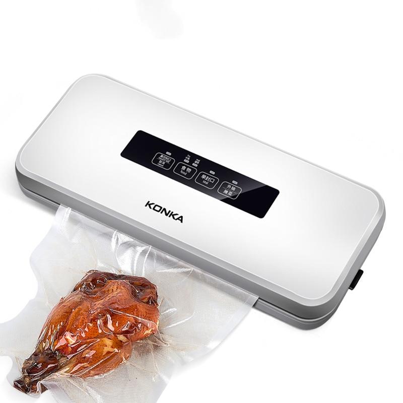 kitchen Vacuum machine Food packaging machine Household sealing machine Fruit and vegetable preservation machine