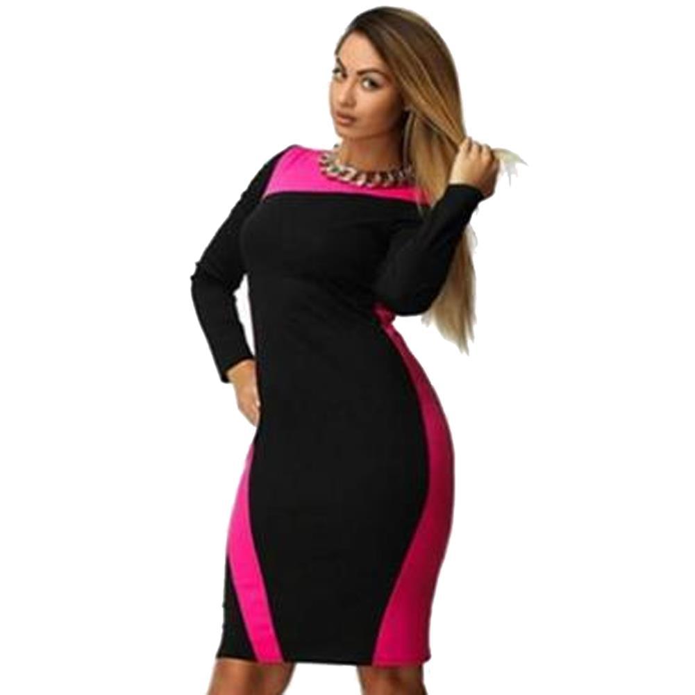 Neon Colored Plus Size Dresses