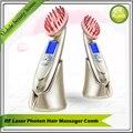 Electric Bio Microcurrent Hair Scalp Follicle Stimulator RF EMS Laser  Hair Nourish Anti Hair Loss Head Relax Massager Machine
