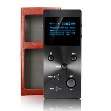 Xduoo X3 (+ estuche de cuero libre) de Alta Resolución de DSD DAC Reproductor de Música Sin Pérdidas