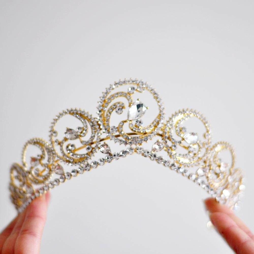 تيجان ملكية  امبراطورية فاخرة Russia-Queen-Hot-European-font-b-Royal-b-font-font-b-Crown-b-font-font-b