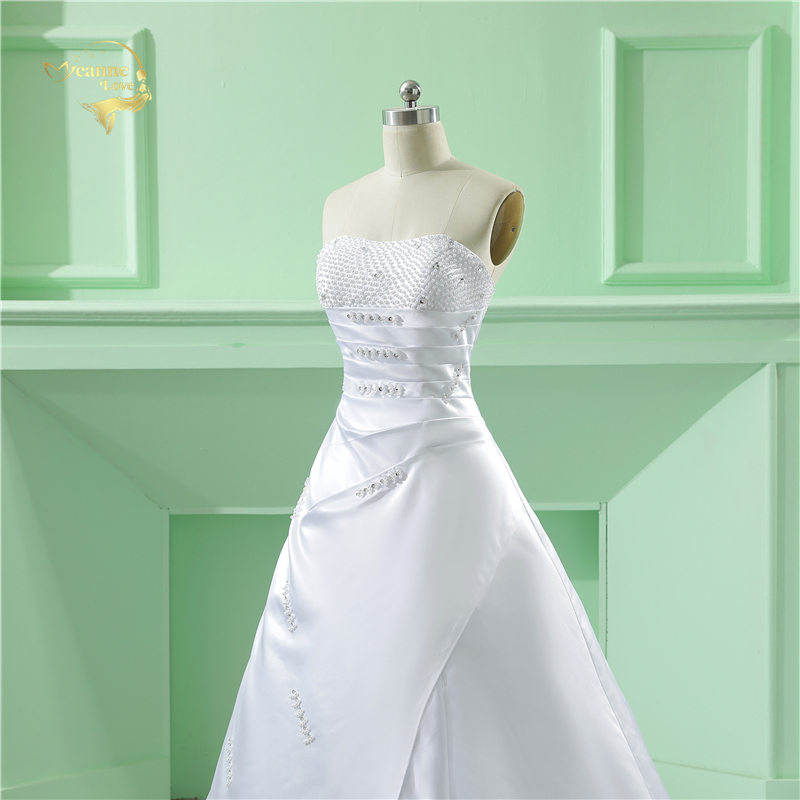 Χονδρικό Vestido De Noiva 2019 Κλασικό Σχέδιο - Γαμήλια φορέματα - Φωτογραφία 5