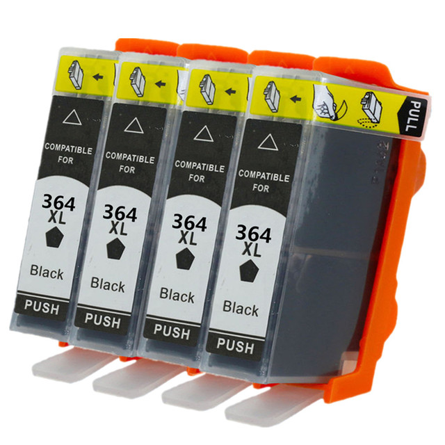 Remplacement des cartouches dencre pour HP364XL 364XL 364 XL HP364 Photosmart Premium C309a/C309n/g/C310a/C310b/C310c/C410b