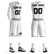 цена на Cheap Men's Youth Tracksuits DIY Basketball Uniform,Personalized Customization Any Pattern And Color Team Basketball Jersey