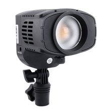 Nanguang Luz LED portátil CN 28FA para vídeo, proyector CRI95 de 28W, 5600K, regulable para iluminación interior, iluminación de boda