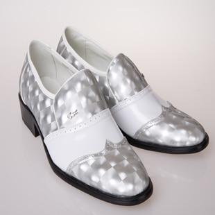 Formales Vestir Para Desempeño Luz De 2015 Zapatos Gris Hombres n8YFwn6q0