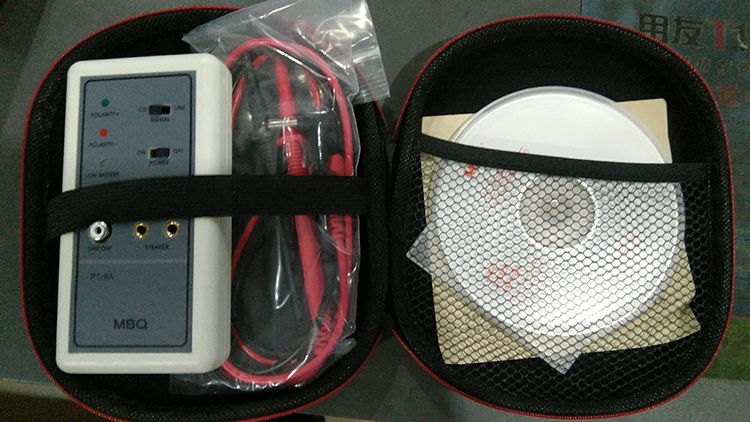 MBQ Phase Tester, Car Audio System Speaker Loudspeaker Positive and Negative Phase Detector maxima mbq 0251