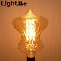 2016 230V Newest Design E27 Led Bulb Lightme G150 40W 110 120LM 11AK Retro LED Bulb
