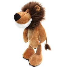 """10""""/25CM Lovely Lion Stuffed Toy"""