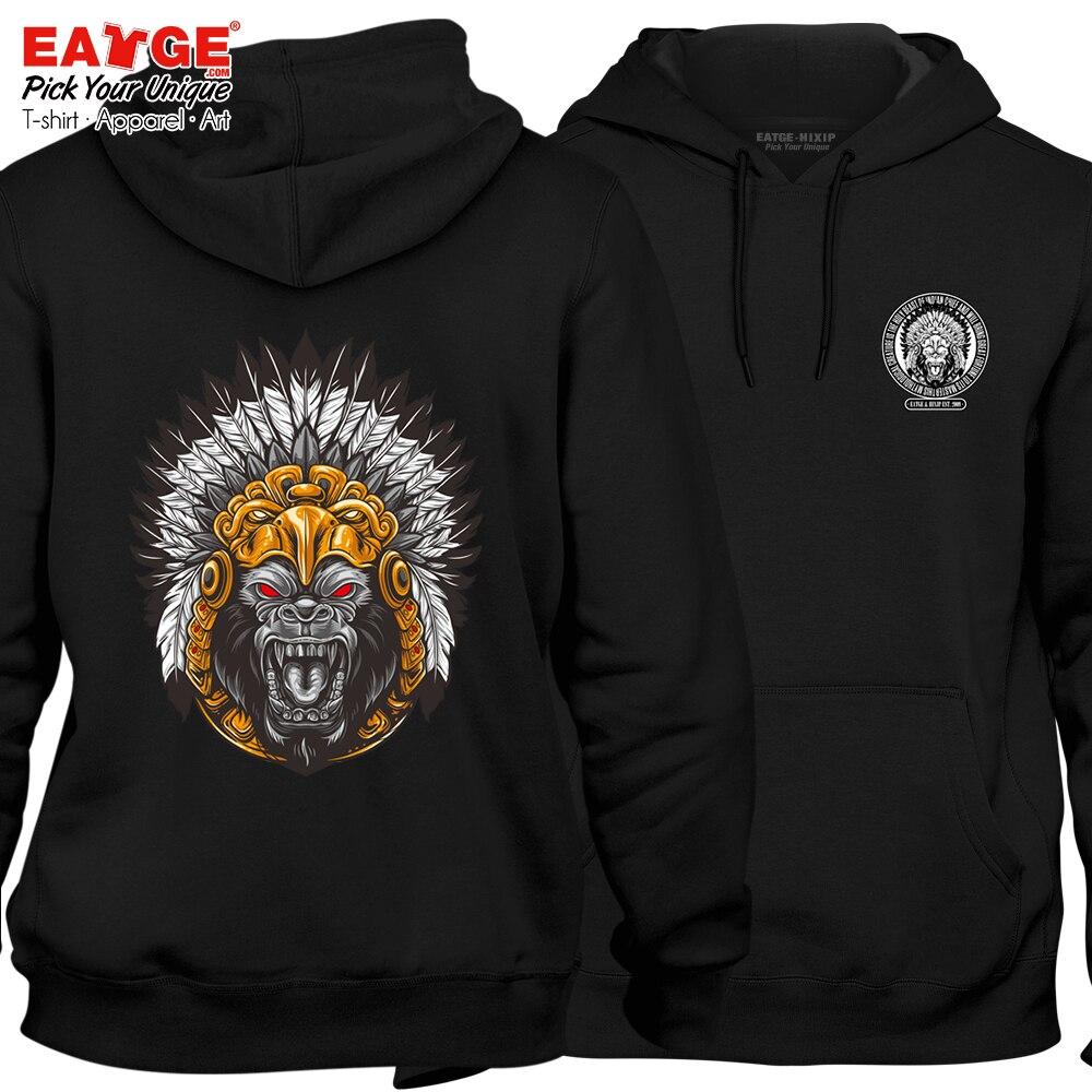 Gorilla Design Hoodies