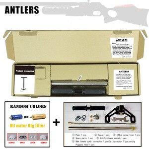 Image 5 - 4500PSI PCP насос 3 этап Airgun PCP насос пневматическая винтовка высокого давления Pcp ручной насос с воздушным фильтром 40Mpa манометр Пейнтбольный насос