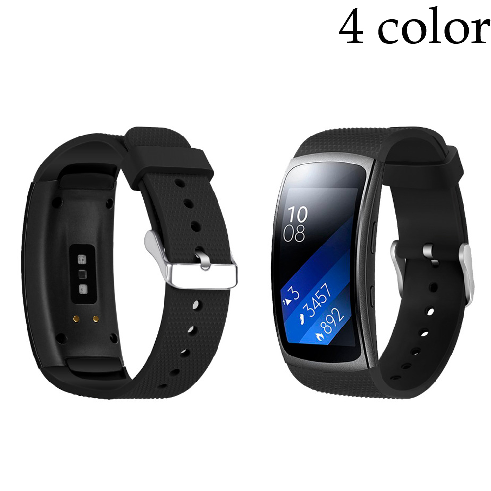 new sport soft silicone band for Samsung Gear Fit2/Fit 2 Pro R360 R365 R366 Smart Watch strap replacement rubber clock strap samsung gear fit в казани