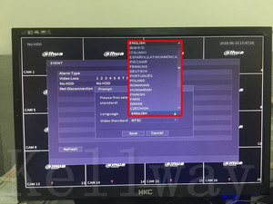 Image 3 - Компактный цифровой видеорегистратор DH XVR5108HS X 8/16, канал 1080P, 1U, поддержка CVI TVI IP видео для систем видеонаблюдения