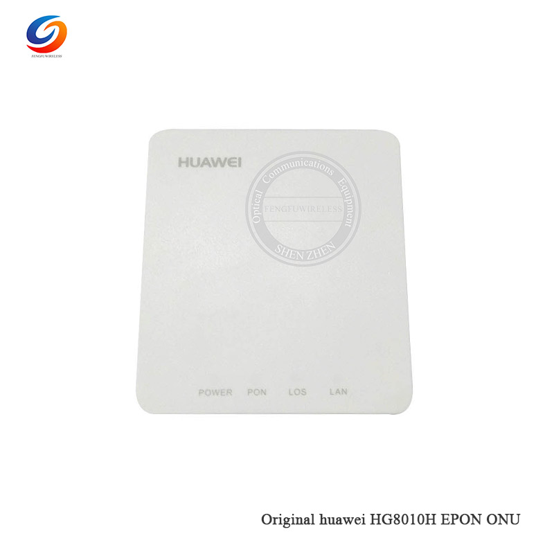 Nice Hottest 100% New 5pcs Hua Wei Hg8010h Terminal Wireless Epon Onu With 1 Ge Ethernet Ports Apply To Ftth Mode Class C Fiber Optic Equipments Ont Communication Equipments