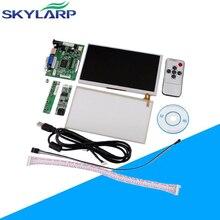 INNOLUX 7-дюймовый сенсорный жк-дисплей Raspberry Pi, TFT-монитор AT070TN90 с комплектом сенсорных экранов, плата драйвера ввода HDMI VGA