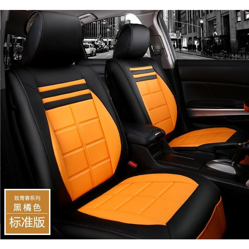 Best Car Seat Covers >> Best Car Leather Cars Covers Covers Pad Automotive Auto Fashion Seat Universal Pu 1pcs All Luxury Pu Support Leather Seat