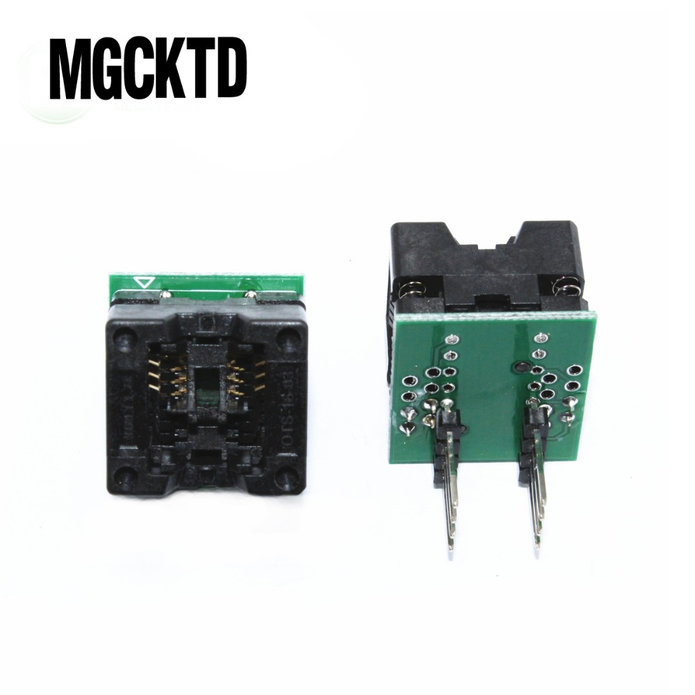 best top 10 sop8 to dip8 ic socket programmer adapter ideas