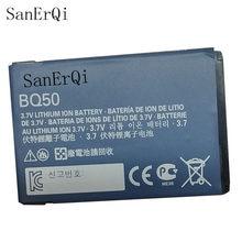 Bateria para Motorola K1m Z6tv 10pcs BT50 BT51 BQ50 Q V190 V323 V325 V360 V361 W260 W315 W510 W755 z6m A1200 E2