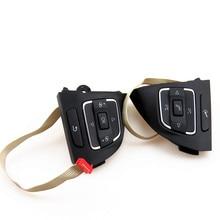 Тьюк MF руль Многофункциональная кнопка для VW Jetta 6 Golf 6 EOS Tiguan Touran модели Amarok, Caddy Sharan CC 5C0959537A 5C0959538B