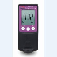 Nicety Digital Paint Coating Thickness Meter Fe/NFe Car Body Paint Gauge 0~1250μm 50mils Nondestructive Film Thickness Tester